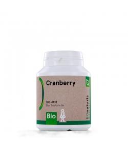 Cranberry BIO 250 mg 120 gélules - BIOnaturis