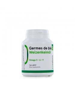 Germes de blé 270 mg 180 capsules - BIOnaturis