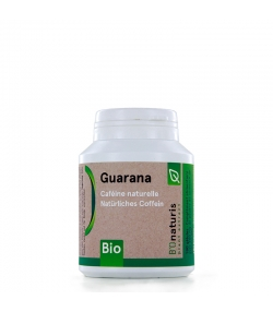 Guarana BIO 300 mg 180 gélules - BIOnaturis