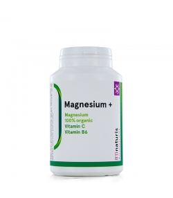 Magnesium 604 mg + Vitamin C & B6 120 Tabletten - BIOnaturis
