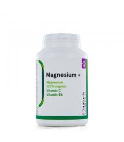 Magnésium 604 mg + vitamines C & B6 120 comprimés - BIOnaturis