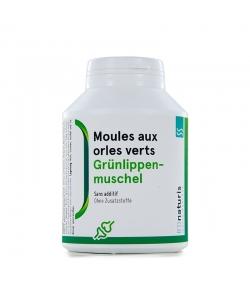 Grünlippenmuschel 400 mg 180 Kapseln - BIOnaturis