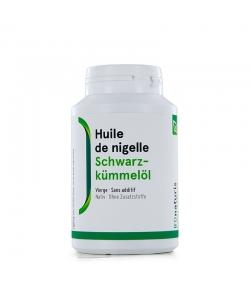 Huile de nigelle 500 mg 180 capsules - BIOnaturis