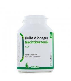Huile d'onagre 500 mg 180 capsules - BIOnaturis