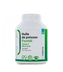 Fischöl 500 mg 240 Kapseln - BIOnaturis