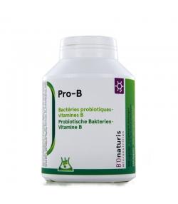 Pro-B 4,8 Milliarden Probiotische Bakterien + Vitamin B 240 Kapseln - BIOnaturis