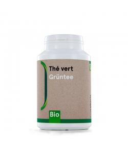 BIO-Grüntee 200 mg 180 Kapseln - BIOnaturis