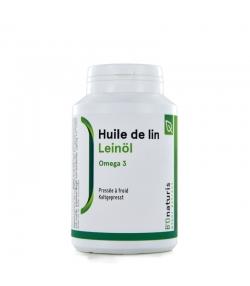Leinöl 500 mg 180 Kapseln - BIOnaturis