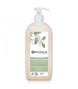 Shampooing cheveux normaux BIO amande douce & camélia - 500ml - Centifolia