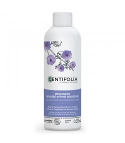 Recharge mousse intime douceur BIO mauve, reine des prés & lavande - 200ml - Centifolia