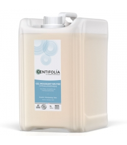Neutrales BIO-Schaumgel - 5l - Centifolia