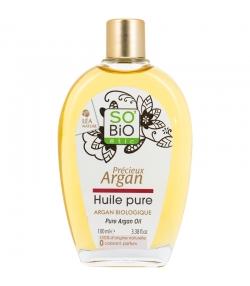 Huile d'argan pure BIO - 100ml - SO'BiO étic