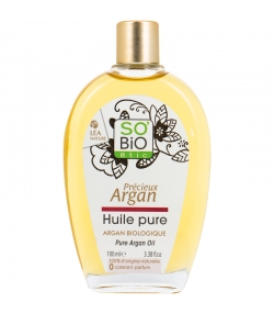 Reines BIO-Arganöl - 100ml - SO'BiO étic