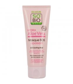 Beruhigende BIO-SOS-Maske Aloe Vera & Bisabolol - 50ml - SO'BiO étic