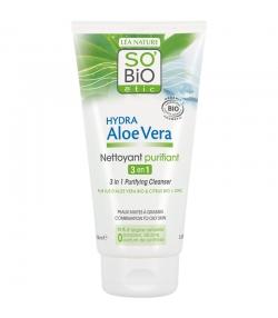 Nettoyant purifiant 3 en 1 BIO aloe vera & citrus - 150ml - SO'BiO étic