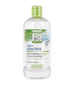 Klärendes BIO-Mizellenwasser Aloe Vera & Citrus - 500ml - SO'BiO étic