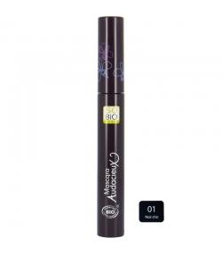 Mascara audacieux BIO N°1 Noir chic - 10ml - SO'BiO étic