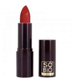 Rouge à lèvres brillant BIO N°01 Rouge baiser - 4,5g - SO'BiO étic