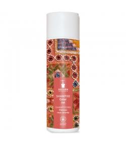 Natürliches Shampoo Color rot Henna & Cranberry - 200ml - Bioturm