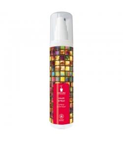 Spray coiffant naturel fleurs de mauve & thé vert - 150ml - Bioturm