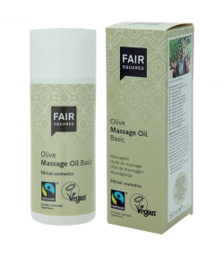 Huile de massage BIO olive - 150ml - Fair Squared