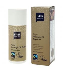 Huile de massage BIO argan - 150ml - Fair Squared