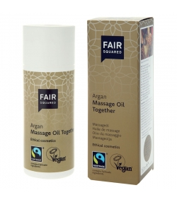 BIO-Massageöl Argan - 150ml - Fair Squared