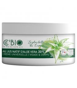 Crème universelle visage & corps BIO aloe vera - 200ml - Ce'BIO