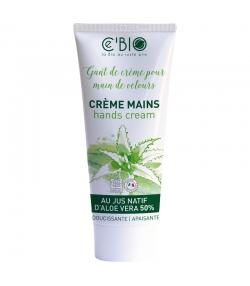 Crème mains BIO aloe vera - 75ml - Ce'BIO