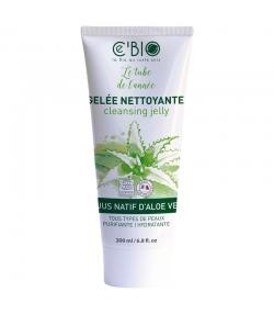 BIO-Reinigungsgelee Aloe Vera - 200ml - Ce'BIO