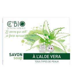 BIO-Seife Aloe Vera - 100g - Ce'BIO