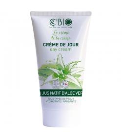 Crème de jour BIO aloe vera - 50ml - Ce'BIO