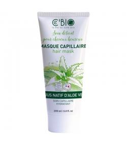 BIO-Haarmaske Aloe Vera - 200ml - Ce'BIO