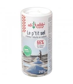 Das kleine Salz mit reduziertem Natriumgehalt - 250g - ah table !