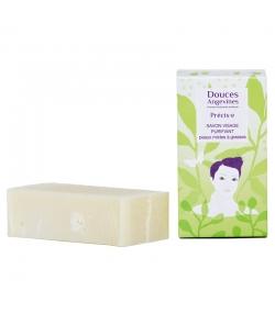 Klärende BIO-Seife fürs Gesicht Teebaum & Lavandin - Précise - 100g - Douces Angevines