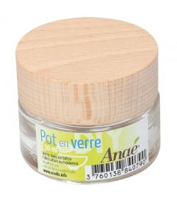 Pot en verre 30ml - 1 pièce - Anaé