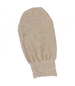 Hammam Waschlappen aus BIO-Leinen & BIO-Baumwolle - 1 Stück - Anaé
