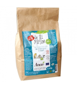 Sel d'Epsom - 2,5kg - Anaé