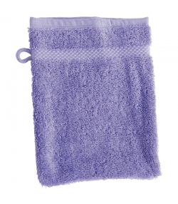 Gant de toilette en coton BIO Lavande - 1 pièce - Anaé