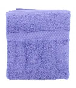 Handtuch aus BIO-Baumwolle lavendelfarben - 1 Stück - Anaé