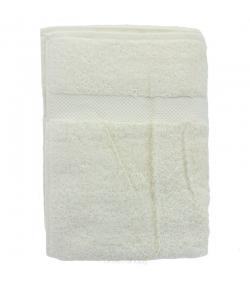 Linge de bain en coton BIO Ecru - 1 pièce - Anaé