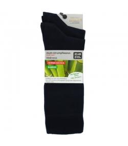 Bambus Socken marine blau - Grösse 43-46 - 2 Paare - Mum Sox