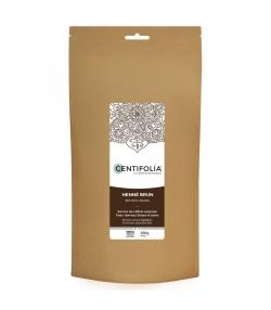 Henné brun - 250g - Centifolia