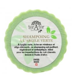 BIO-Shampoo mit grüner Tonerde - 70g - terAter