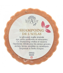 Shampooing BIO de l'atlas - 70g - terAter