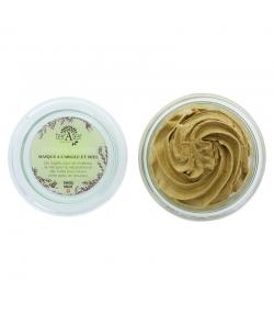 Natürliche Maske Honey Moon gelbe Tonerde & Honig - 150ml - terAter