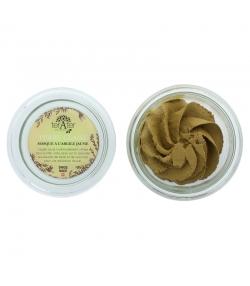Natüriche Maske Terre glaise gelbe Tonerde & Sheabutter - 150ml - terAter