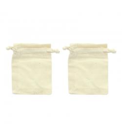 2 Baumwollsäcke