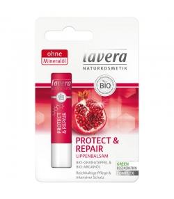 Baume à lèvres Protect & Repair BIO grenade & argan - 4,5g - Lavera