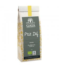 P'tit Déj thé noir BIO - 100g - Les Jardins de Gaïa